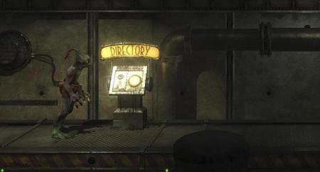 Primera imagen de 'Oddworld Abe's Oddysee HD'. Gases de Mudokon en alta definición