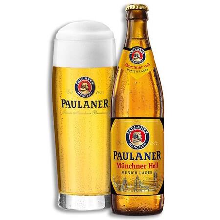 Paulaner Cerveza
