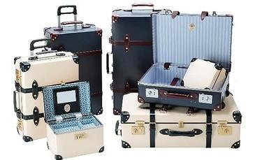 Globe-trotter homenajea al príncipe Guillermo y Kate Middleton con un juego de maletas