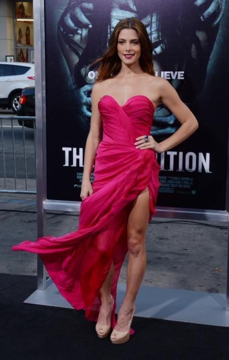 Ashley Greene y Kirsten Dunst estrenan sus nuevas películas en Los Ángeles