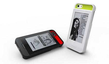 Inkcase cumple el sueño de los lectores con iPhone: tener una pantalla de tinta electrónica