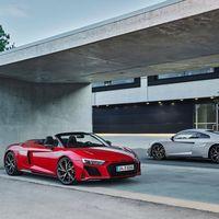 El Audi R8 de tracción trasera regresa para 2020 con 532 hp y ganas de hacer derrapes por horas