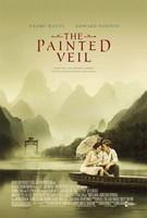 Póster de 'The Painted Veil' con Edward Norton y Naomi Watts