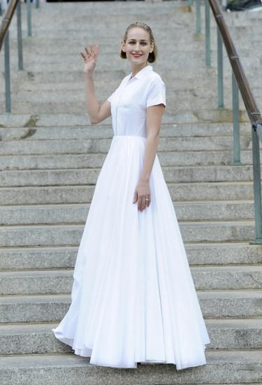 ¿Cómo se vestiría una novia moderna?