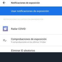 """""""Notificaciones de exposición al COVID-19"""": qué es esta opción, para qué sirve, y cómo activarla"""