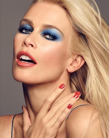 Claudia Schiffer Makeup Campaign10943