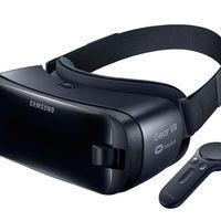 Nuevas Gear VR de Samsung, ahora con mando de control