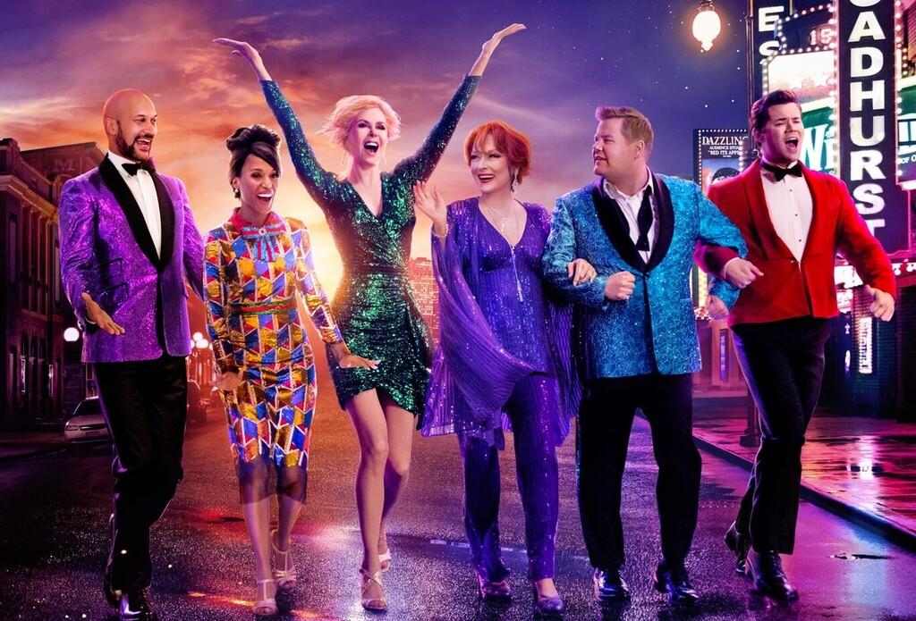 'The Prom': un colorido musical de Ryan Murphy para Netflix que intenta emular la grandeza de Broadway sin terminar de conseguirlo