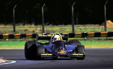 "Gran Premio Argentina 1977: ""I came, I saw, I conquered"""
