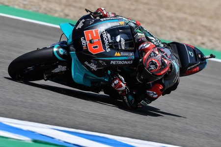 Quartararo Jerez Motogp 2020 2