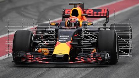 Verstappen Montmelo F1 2019