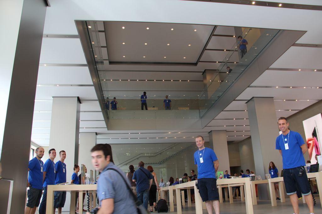Foto de Apple Store Passeig de Gracia (6/50)