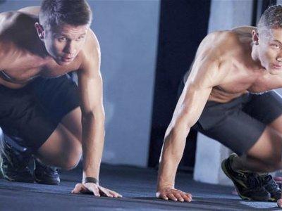 Originales ejercicios para quemar calorías, entrenando sólo con tu cuerpo