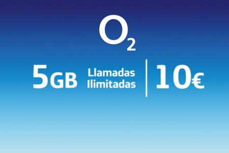 O2 estrena tarifa móvil con 5 GB y llamadas ilimitadas por 10 euros