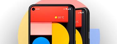 Google Pixel 5 vs Google® Pixel 4: qué ha cambiado en el teléfono estrella de Google