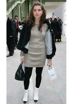 Foto de Zapatos bicolor de Chanel: ayer y hoy (9/11)