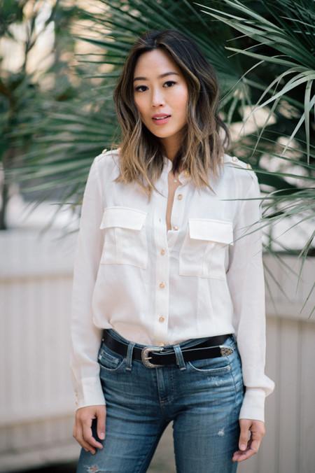 Aimee Song, nueva embajadora de la firma Laura Mercier
