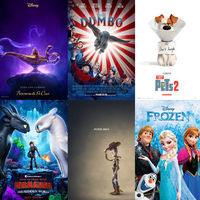 Películas infantiles 2019: los estrenos más esperados