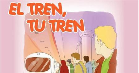 'El tren, tu tren' es un libro educativo dirigido a adolescentes que se solidariza con las Enfermedades Raras