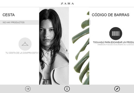 Zara Windows Phone