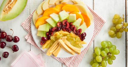 Así es como una familia con cuatro hijos consigue que en casa se coma la cantidad de fruta y verdura recomendada