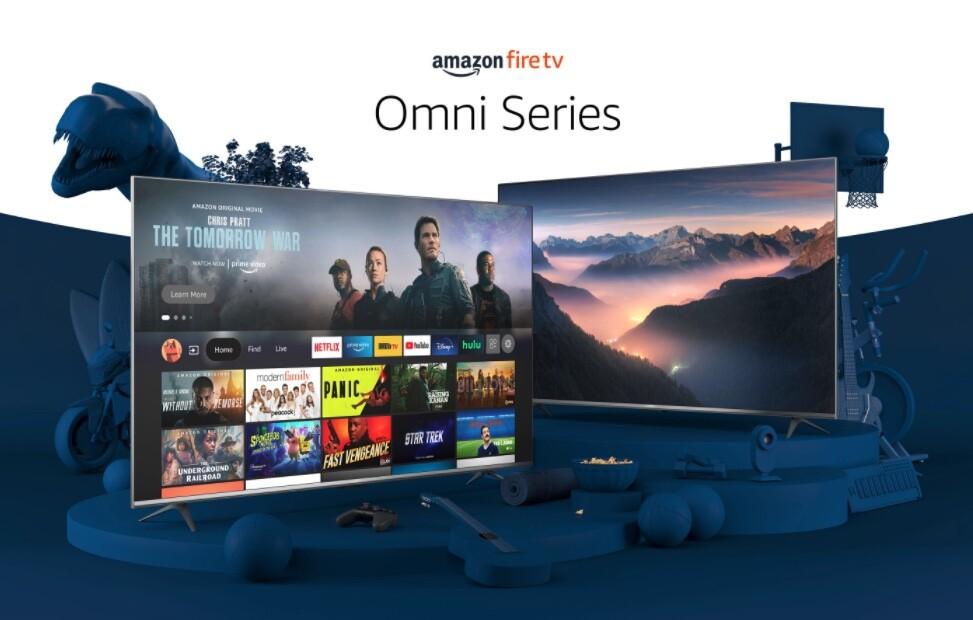 Amazon Fire TV Omni y Fire TV 4: las teles propias de Amazon llegan con integración total con Alexa y soporte a Dolby Vision