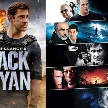 La caza del Jack Ryan perfecto: un viaje por las adaptaciones en cine y televisión del héroe creado por Tom Clancy