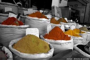 Especias tunecinas y su uso en la cocina