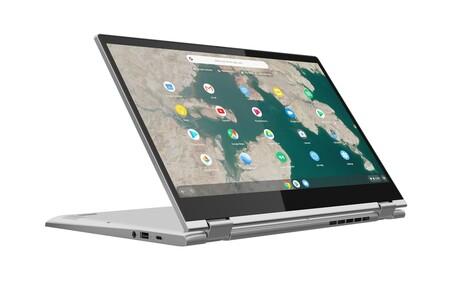 Portátil Lenovo Chromebook C340-15