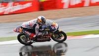 MotoGP Inglaterra 2011: Jonas Folger consigue su primera victoria en 125