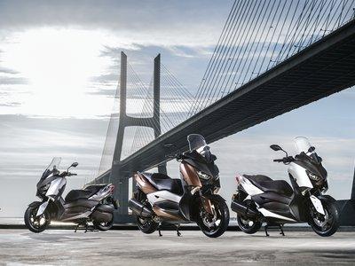 Yamaha X-MAX 300, el nuevo referente de tecnología, rendimiento y buenos acabados