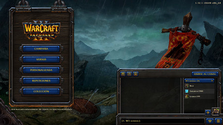 Warcraft III Reforged - Modo Reforged