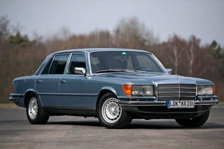 Mercedes Benz 450 Sel 6 9