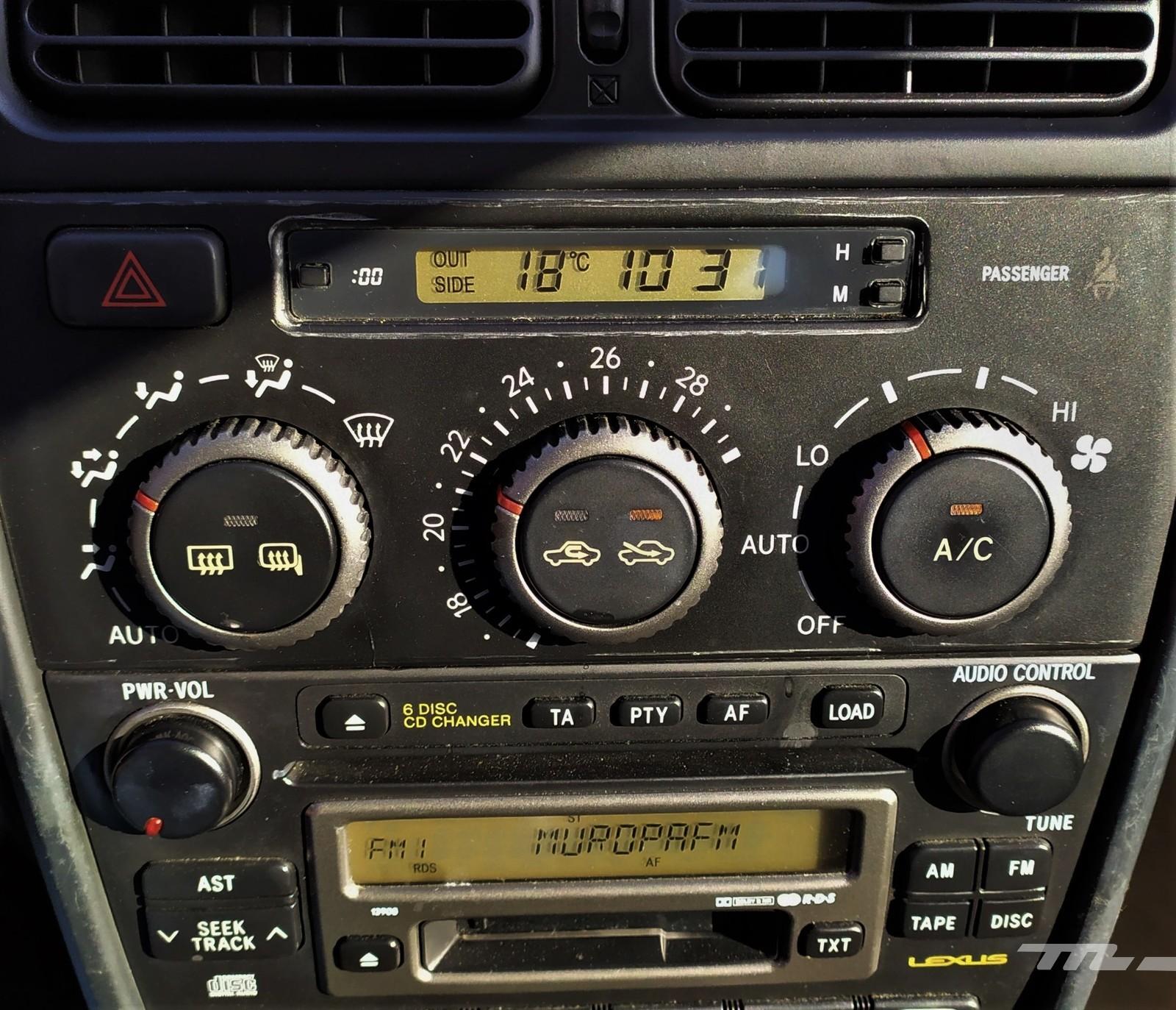 Foto de Lexus IS 200 (1998) (3/5)