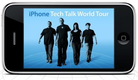 iPhone TechTalk, en Madrid en noviembre