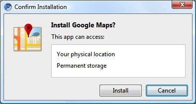 chrome web store google instalación aplicaciones navegador