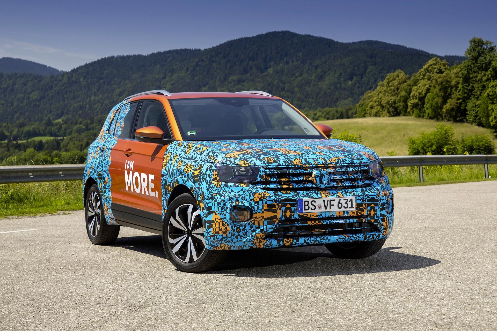 Foto de Volkswagen T-Cross (primeras imágenes) (5/28)