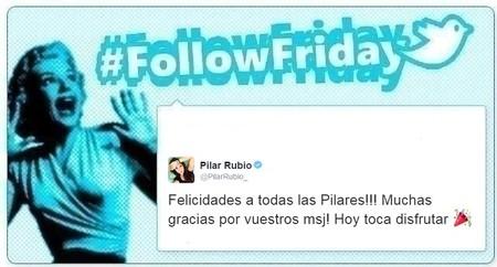 #FollowFriday de Poprosa: celebraciones varias y fotos de bebés