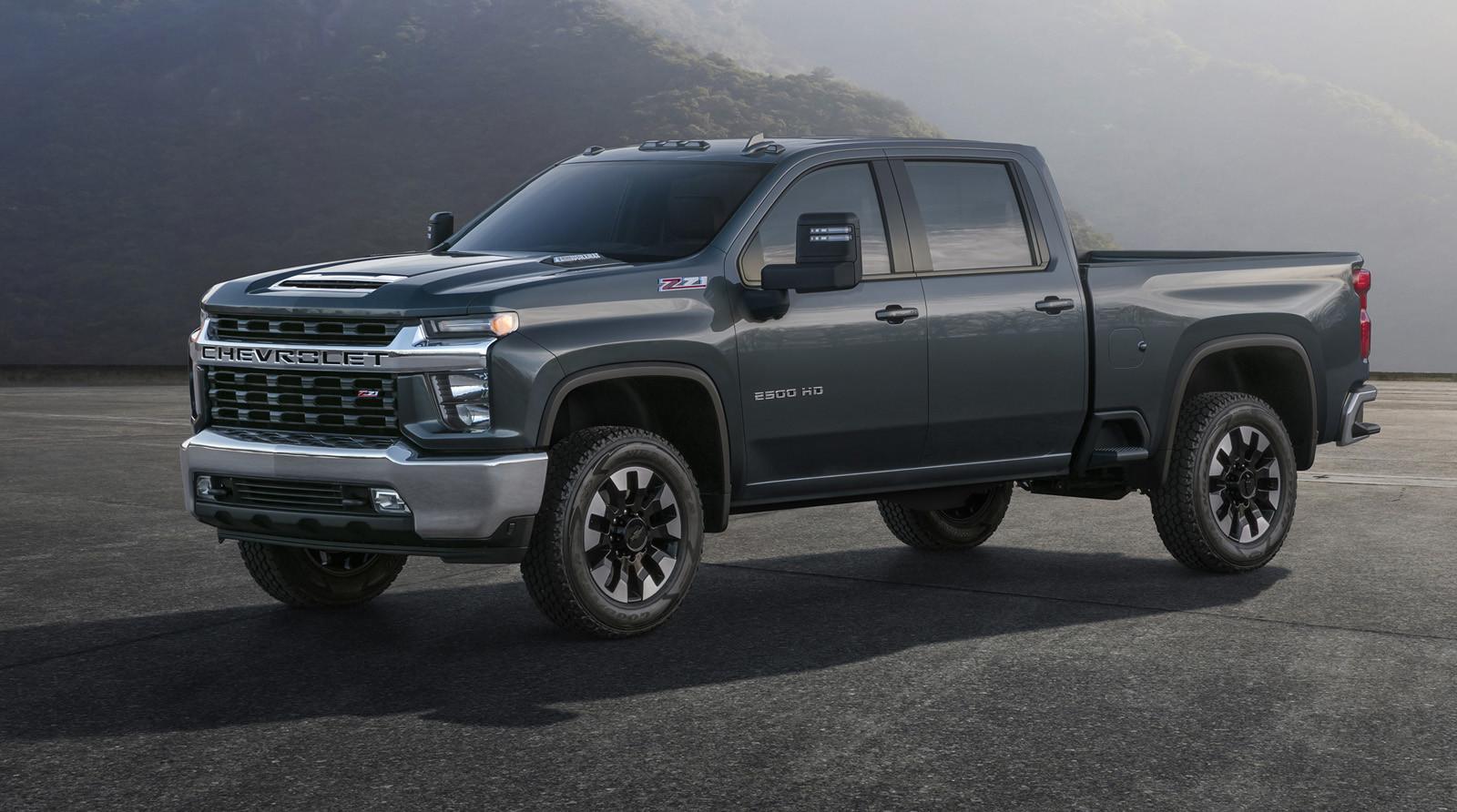 Foto de 2020 Chevrolet Silverado HD (1/10)