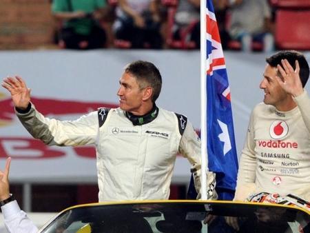 Mick Doohan y Jamie Whincup competirán en la Carrera de los Campeones