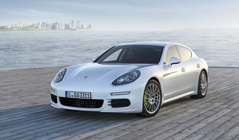 Foto de Porsche Panamera S E-Hybrid (4/11)