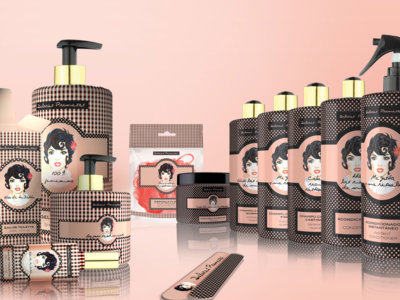 Dolores Promesas se atreve con una colección de perfumes y belleza
