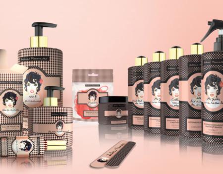Dolores Promesas se lanza con una colección de perfumes y belleza