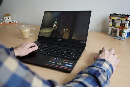 Gigabyte Aero 15-Y9, análisis: nada es corriente en el portátil gaming de 5000 euros con Core i9 y RTX 2080