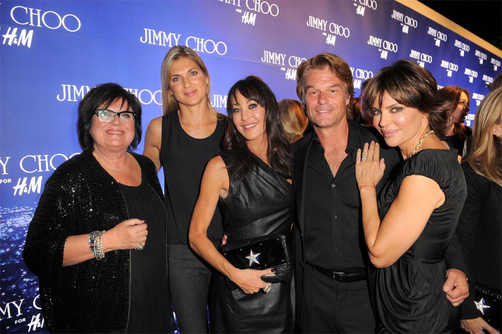Foto de Fiesta de H&M y Jimmy Choo en Los Ángeles: los looks de Paris Hilton, Olivia Wilde y Hayden Panettiere entre otras invitadas (15/29)