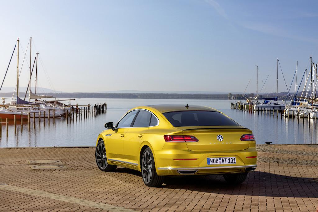 Foto de Volkswagen Arteon (2/25)