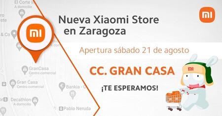 Nueva Xiaomi Mi Store Zaragoza