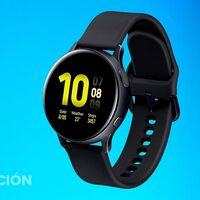 Este smartwatch con conectividad LTE es un chollo hasta la medianoche en Amazon: Samsung Galaxy Watch Active 2 por 189 euros