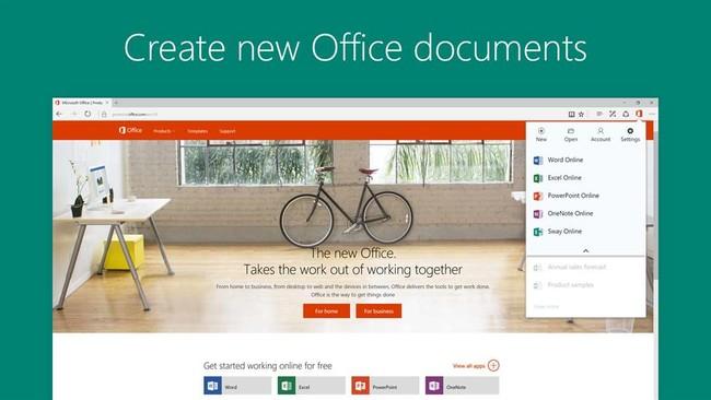 Office Online Edge