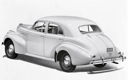 Pontiac 8 Torpedo 1940